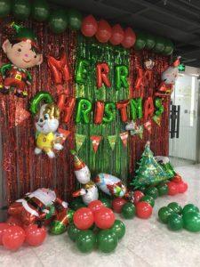 Eco Green Energy Christmas