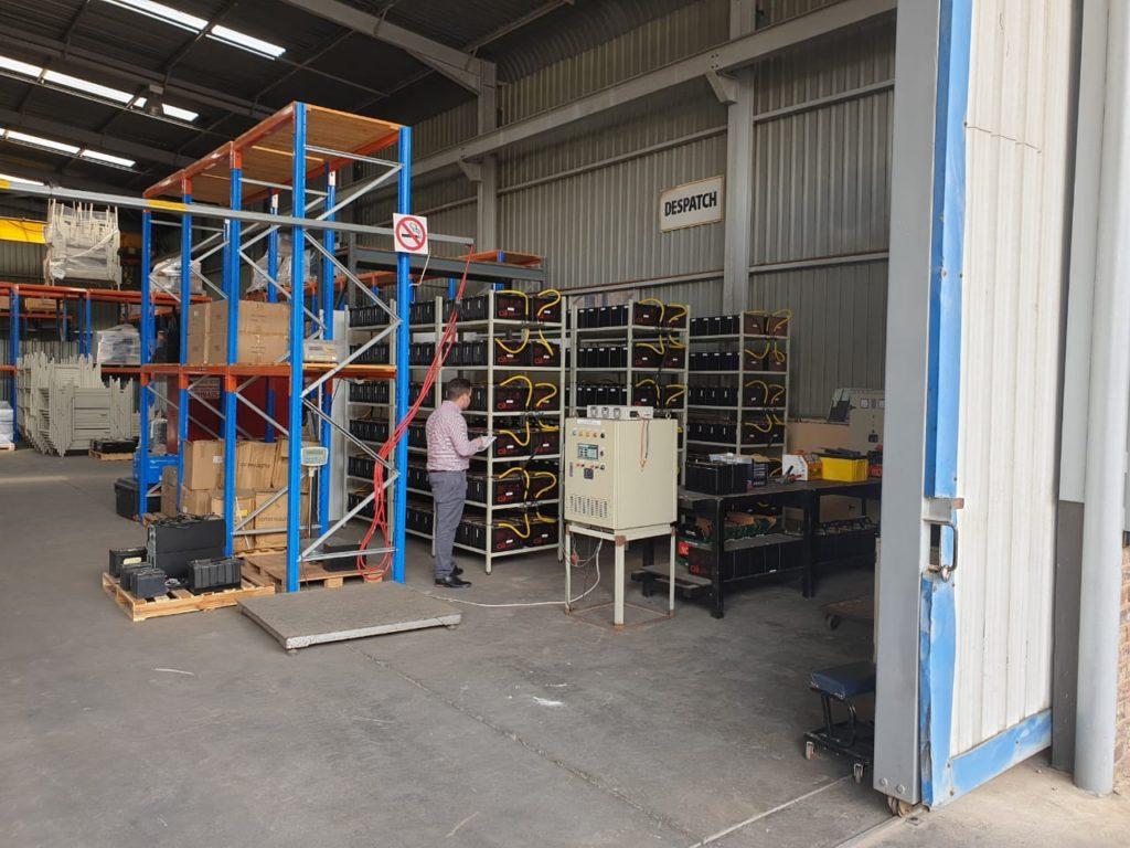 Warehouse SBS solar